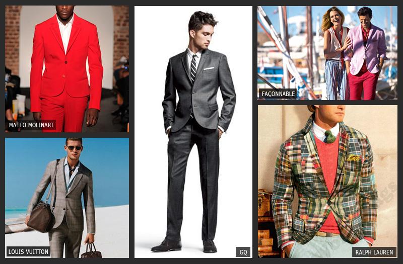 Tendencias Sastrería - chaqueta más corta