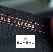 Noble Fleece de Scabal