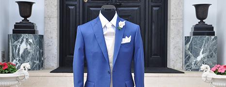 Exquisuits presenta Colección de trajes a medida de Máximo Diseño y Calidad