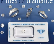 Mes del Diamante en Joyeria Larrabe