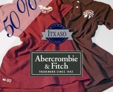 Polos Abercrombie & Fitch – exclusiva oportunidad online al 50% de descuento