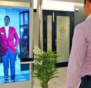 La Sastrería Exquisuits incorpora un Espejo Inteligente pionero en Europa